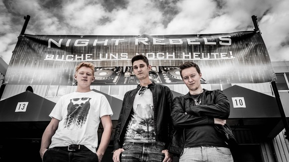 Night Rebels - Party Dance Pop Charts Electronic DJ in Ahrensburg