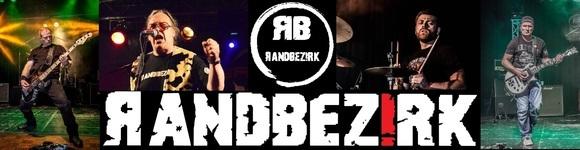 Randbezirk - Hard Rock Deutschrock Neue Deutsche Härte Deutsche Texte Live Act in Oberursel
