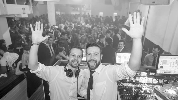 Shakehands - Partymusik Electro Hip Hop DJ in Karlsruhe