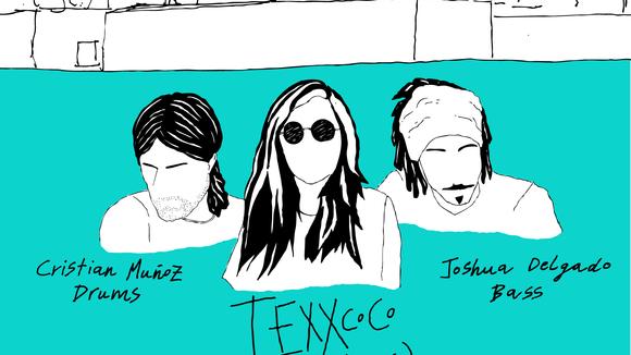 Texxcoco - Garage Rock Punk Psychedelic Indie Live Act in Las Palmas de Gran Canaria