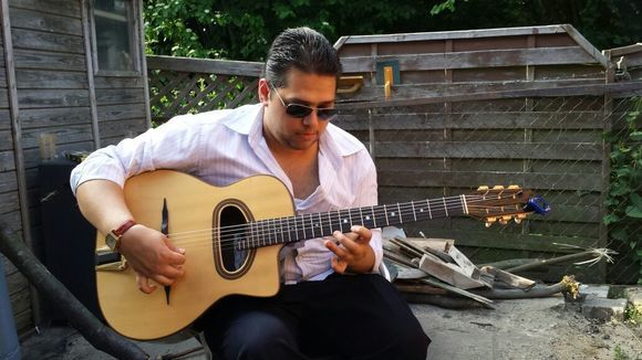 Angelo brand trio - Gipsy Swing Jazz Flamenco Bossa Nova Live Act in mönchengladbach