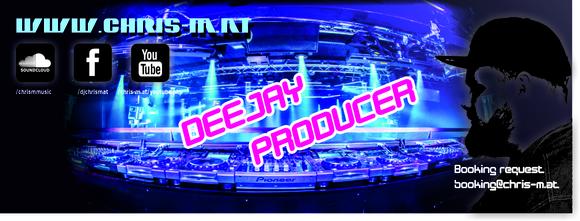Chris M. Deejay - Electro House Electro Hip Hop edm DJ in Wiener Neustadt