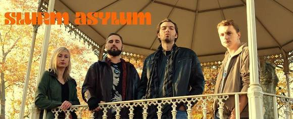 Slurm Asylum - Classicrock Grunge Alternative Rock Stoner Rock Live Act in Maintal
