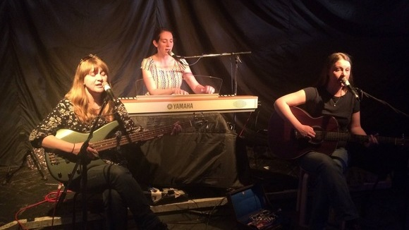 Wax Myrtle's Special Structure - Female Vocal Melodic folk-blues Quirky Live Act in Rugby