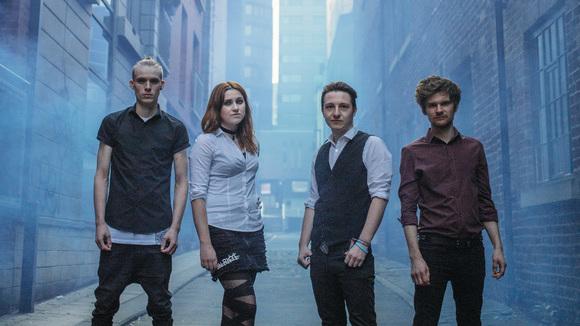 Sweet Little Machine - Alternative Pop Punk Alternative Rock Live Act in Sheffield