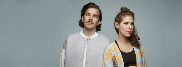 BLØSH - Indiepop Indiepop Electropop Live Act in Oslo