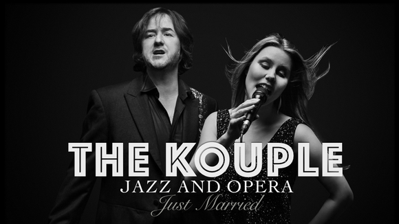 THE KOUPLE - Pop Jazz Classical Crossover Live Act in BERLIN