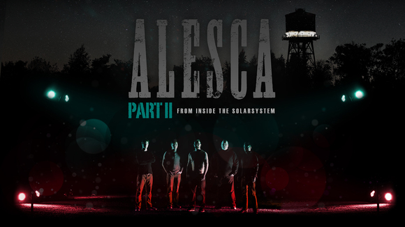Alesca - Post-Grunge Alternative Metal Synth-Rock Alternative Rock Live Act in Castrop Rauxel