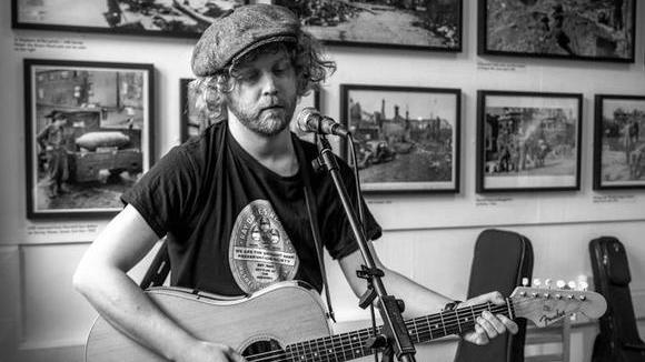Chad Mason - Singer/Songwriter Folk Rock Acoustic Soundtrack - Film Soundscape Live Act in Norwich