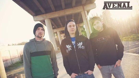 Avenal - Melodic Punk Rock Skatepunk Live Act in Rosenheim