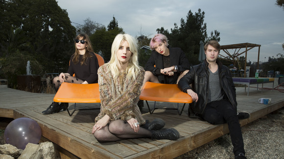 WHITE LUNG - Rock Live Act in Vancouver