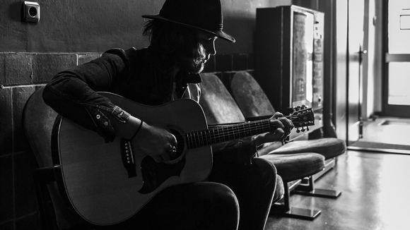 Tarq Bowen - Blues Rock Soul Live Act in Frankfurt