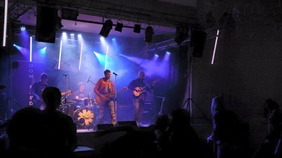 Don Fredley - Rock Cover Live Act in Jandelsbrunn