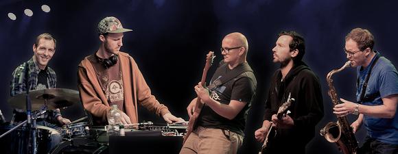 Superbad! - Funk Hip Hop Live Act in Hamburg