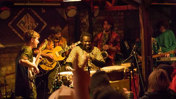 RIMKA  - Afrobeat Rock Ska Melodic Live Act in Liverpool
