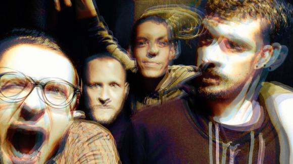 The Majestic Unicorns from Hell - Heavy Rock Postrock Instrumental Progressive Rock post hardcore Live Act in Luxembourg