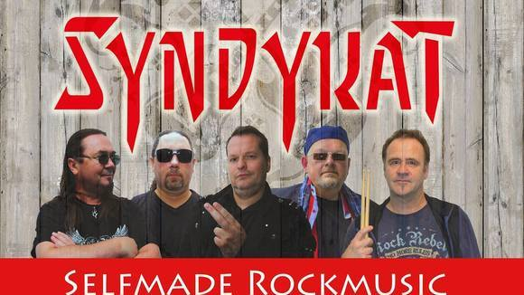 Syndykat - Rock Melodic Southern Rock Live Act in Remscheid