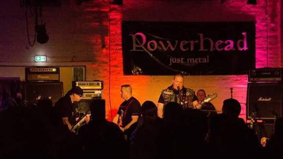 Powerhead - Heavy Metal Hard Rock Rock Live Act in Rendsburg