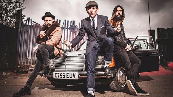 Dead Sea Skulls - Punk Garage Rock Live Act in Birmingham