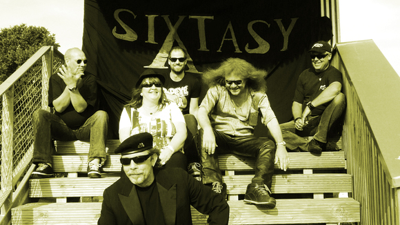 Sixtasy - Psychedelic Rock Rock Melodic AOR Psychedelic Pop Live Act in Hamburg