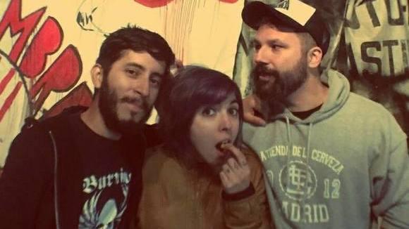 Landia - Power Pop Punk Live Act in Madrid
