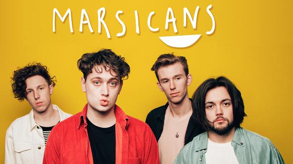 Marsicans - Britpop Indiepop Pop Rock Indie Live Act in LEEDS