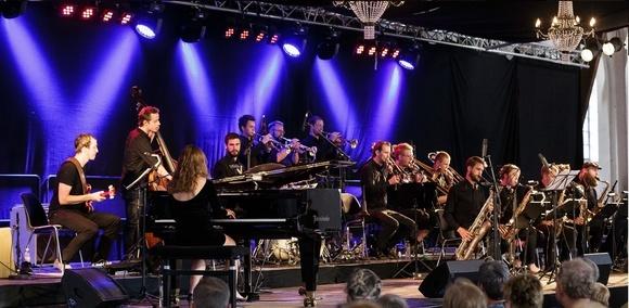 Kathrine Windfeld Bigband - Jazz Modern Jazz Live Act in Copenhagen