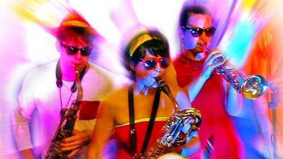 The BlowBack Horns - Funk Instrumental Dance Jazz Hip Hop Live Act in Liverpool