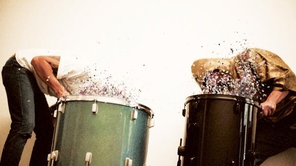 NINOS DU BRASIL - Electro Percussive Beats Live Act in ROME