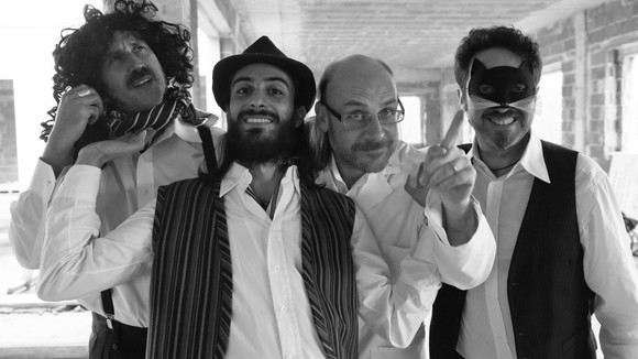 A3 APULIA PROJECT - Folk Worldmusic Live Act in MILAN