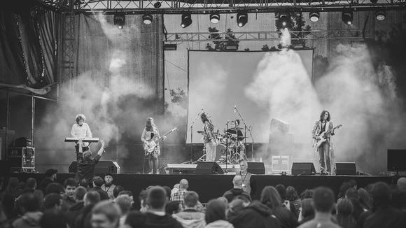 Blue Horizon - Psychedelic Rock Post Vintage Hard Rock Rock Stoner Rock Live Act in Warsaw