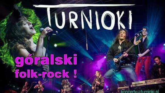 www.turnioki.pl - Folk Rock Live Act in SKOCZÓW