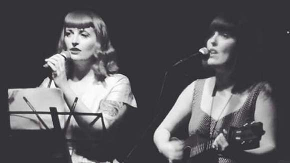 The Fairground Fancies - Acoustic Folk Pop Live Act in Liverpool