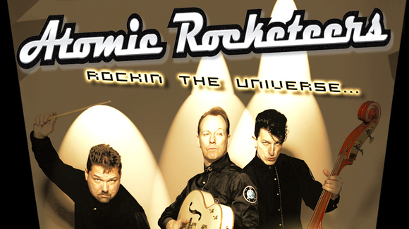 Atomic Rocketeers - Rockabilly Live Act in Berg