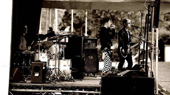 Vanity and Greed - Punkrock Live Act in Neuburg