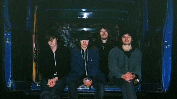 Sweaty Palms - Garage Rock Psychedelic Rock Rock Indie Live Act in Glasgow