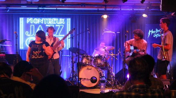 Bianca Fachel - Bossa Nova Worldmusic Samba SambaJazz Brazilian Jazz Live Act in Berlim