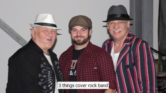 3-things - Cover Rock Live Act in Pfaffenhofen