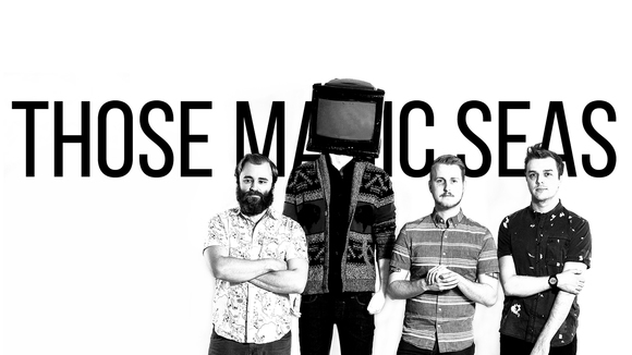 Those Manic Seas - Indie Postrock Artrock Rock Dance-punk Live Act in Richmond