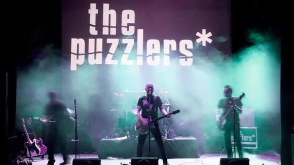 The Puzzlers - Post-Punk Live Act in GLASGOW