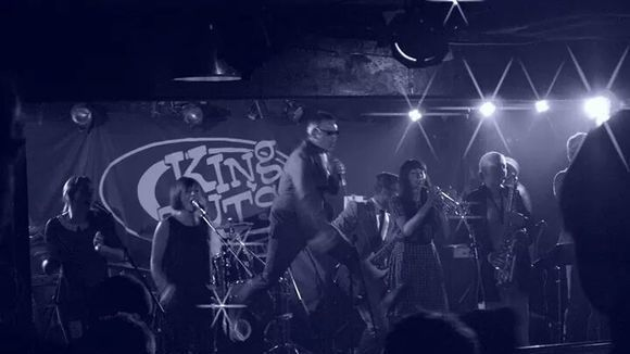 The Cut Throat Razors - Northern Soul Blues Ska Alternative Funk Motown Live Act in Glasgow