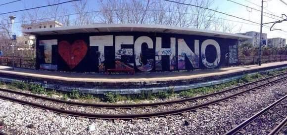 Live Colorful  - Techno Techno Progressive Techno Hard-Techno Elektronische Tanzmusik DJ in oranienbaum wörlitz