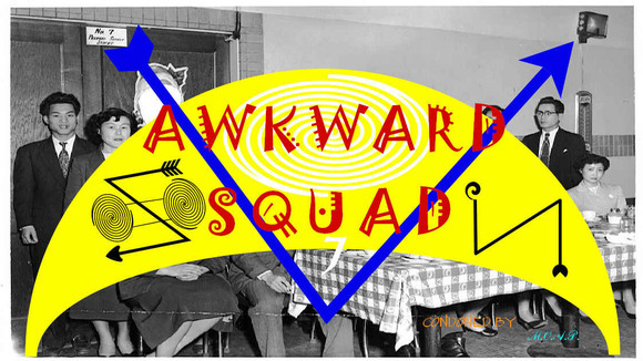 awkward squad - Fusion Rock Live Act in st andrews