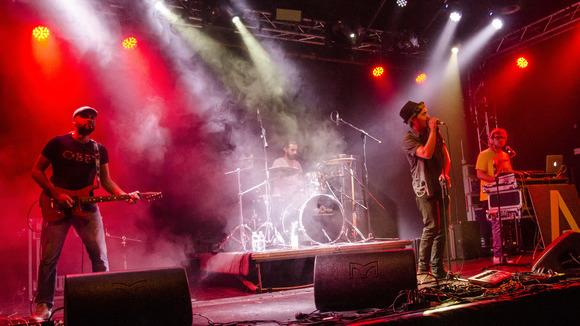 Lips'Aroma  - Electropop Dance Funk Dance Rock Rock Live Act in Torino