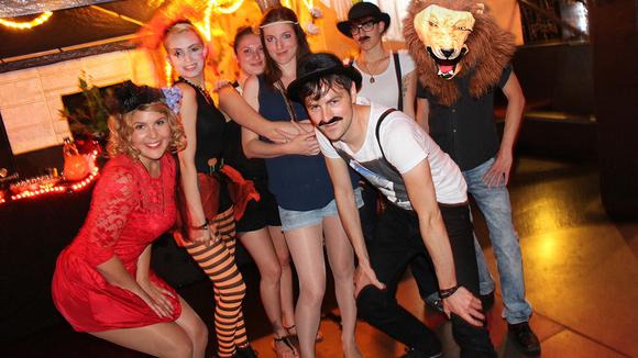 Zirkus Beretton - Balkanbeats Electro Swing Rockabilly DJ in Nürnberg