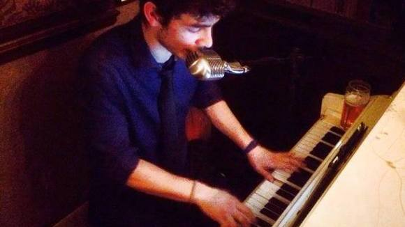 Patrizio Milione - Piano Blues Pop Jazz Rock Live Act in London
