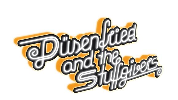 Düsenfried & the stuffgivers - Funk Soul Live Act in Linz