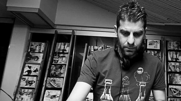 Pat Siaz - Deep Techno Melodic DJ in Larnaca