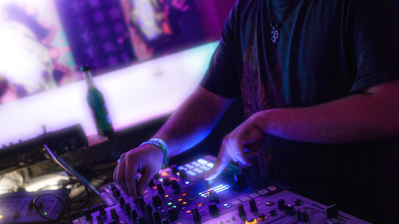 Infra - Progressive Trance Psychedelic PsyTrance Live Act in Arnsberg