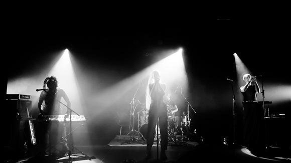 KEYMONO - Electro Jazz Electronica Pop Soul Electronic Live Act in Vilnius